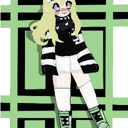cute art artist gammer gaming oc newoc ocgirl occharacter artsy yay