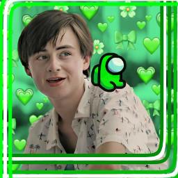 verde💚 green jaedenwesleylieberhermartell jaejae freetoedit verde