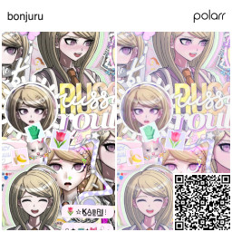 scftiecreme polarr polarrcode anime animefilter soft pink pastel aesthetic kaede