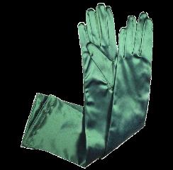 gloves fancy green accessories silk freetoedit