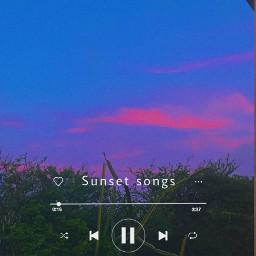 sunset sunsetsong beach curacao travel freetoedit