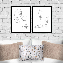 picsartchallenge art artwork aesthetic simple simpleaesthetic white whiteaesthetic brown brownaesthetic minimalism minimalist minimalistaesthetic couch wall brick brickwall brickwallbackground whitebricks whitebrickwall whitebrickbackground lineart line lines pillows freetoedit ircgallerywall gallerywall