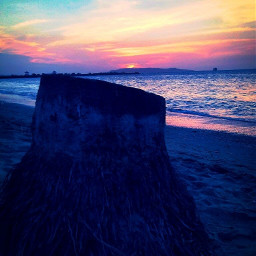 freetoedit myclick myphoto sunset background pctheskyabove