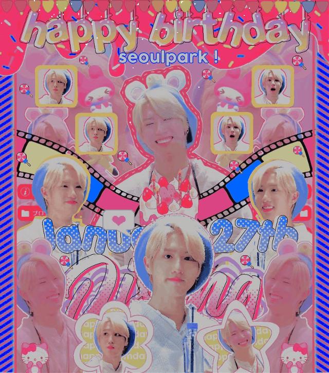 "## 𝗪𝗘𝗟𝗖☻𝗠𝗘 𝗧𝗢                       @-seoulpark- '𝗦 𝗣𝗢𝗦𝗧 ! 𖤐𓂃  ▄▀▄▀▄▀▄▀▄▀▄▀▄▀▄▀▄ ꒰ EDIT INFO ꒱ []𝘄𝗵𝗼: han (stray kids) [🧃]𝘁𝗶𝗺𝗲 𝘁𝗮𝗸𝗲𝗻: 6 hours  [🛍] 𝗮𝗽𝗽𝘀 𝘂𝘀𝗲𝗱: ibispaintx + photopea []𝗰𝗼𝗻𝘁𝗲𝘀𝘁: none   ▄▀▄▀▄▀▄▀▄▀▄▀▄▀▄▀▄  𝗟𝗜𝗔𝗦 𝗡𝗢𝗧𝗘𝗦!: hi seoulies!  ah todays my bday! this took a long time to make but i hope you guys like it ! i might be posting again today aha 🧍🏻♀️ hope you guys have a great day or night ! love you !   ▄▀▄▀▄▀▄▀▄▀▄▀▄▀▄▀▄  ꒰ 𝗠𝗬 𝗢𝗧𝗛𝗘𝗥 𝗦𝗢𝗖𝗜𝗔𝗟 𝗠𝗘𝗗𝗜𝗔𝗦 ꒱  [🏩] 𝗶𝗻𝘀𝘁𝗮𝗴𝗿𝗮𝗺: 𝘀𝗲0𝘂𝗹𝗽𝗮𝗿𝗸 & 𝗳𝗮𝗶𝗿𝗶𝗲.𝗷𝗶𝘀𝘂𝗻𝗴  [🧚🏻♀️] 𝗽𝗶𝗻𝘁𝗲𝘁𝗲𝘀𝘁 : 𝗳𝗮𝗶𝗿𝗶𝗲𝗷𝗶𝘀𝘂𝗻𝗴_  [🌷] 𝘄𝗲 𝗵𝗲𝗮𝗿𝘁 𝗶𝘁: 𝘀𝗲𝗼𝘂𝗹𝗽𝗮𝗿𝗸  ▄▀▄▀▄▀▄▀▄▀▄▀▄▀▄▀▄  [🌟] 𝗧𝗔𝗚𝗟𝗜𝗦𝗧 ! 𖤐𓂃 ❥ @jeon-v  ❥ @twinkletaee (𝗺𝘆 𝘀♡𝘂𝗹𝗺𝗮𝘁𝗲) ❥ @-tragickook- (𝘁𝗮𝗹𝗲𝗻𝘁𝗲𝗱 𝗮𝘀𝗳) ❥ @-adoralix- ❥ @mxnsoon__ ❥ @justnseagull ❥ @jeoninverse- ❥ @gobletofjin  ❥ @kpopchichu ❥ @animetrash555 ❥ @seoulxkorea ❥ @kawaii_maknae ❥ @dreamsomnia_ ❥ @koodenry- ❥ @soyeon_carat126 ❥ @cata_ewe ❥ @jjongbling3 ❥ @mini_mingyu ❥ @pastel_taekook ❥ @mochi_sxgarbby ❥ @silverbell_ ❥ @iiibxbbles  ❥ @jungwvi ❥ @rcsescftie  ❥ @bae_riru ❥ @the_original_lili ❥ @makingsimple ❥ @cookie_chim ❥ @makisiig ❥ @rosicream ❥ @yeonfused  ❥ @bxbble- ❥ @btsarmyfanpage897 ❥ @-beautyizme- ❥ @euphriqx ❥ @peach_bree ❥ @lcvehannie ❥ @stay4eva ❥ @miraculousmarinette ❥ @prettyves ❥ @oh_its_ten ❥ @bbykookster ❥ @1-800-seventeen  ❥ @auroratiny ❥ @sanieworld- ❥ @nqrth ❥ @music_by_the_season ❥ @mochibxbbletea ❥ @10velyjohn  ❥ @glossyjieun ❥ @-taegguk-  ❥ @emptycandywrappers ❥ @solely_kook ❥ @awhminho ❥ @softiejoonie- ❥ @jcnniescftie ❥ @okamisung  𝗰𝗼𝗺𝗺𝗲𝗻𝘁"""" 𝘁𝗼 𝗯𝗲 𝗮𝗱𝗱𝗲𝗱  𝗰𝗼𝗺𝗺𝗲𝗻𝘁 """" 𝘁𝗼 𝗯𝗲 𝗿𝗲𝗺𝗼𝘃𝗲𝗱  𝘁𝗮𝗴𝘀:  #hanjisung #straykids #skz #kpop #blue #pink"
