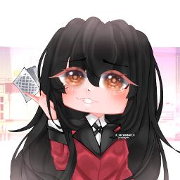 gacha gachalife gachalifeedits gachalifeedit gachaedit gachaedits gachasoftedit anime yumeko kakegurui freetoedit remix remixme
