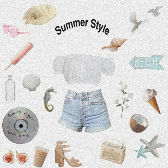 #freetoedit #summer #summertime #summervibes #aesthetic #aestheticedit #edit #png #clothes #sticker