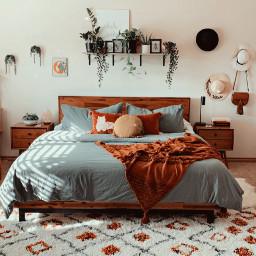 bedroom remodel colorful fun