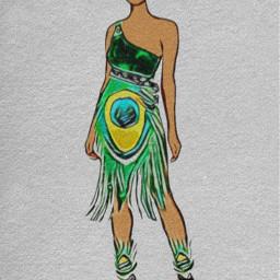 dubravka_m dubravka_m_art fashionable sketch fashionsketch illustration illustrationfashionsketch fashiongirl dasmodel