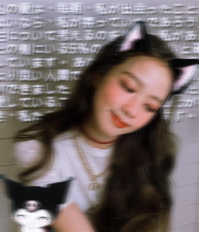 #replay #jisoo #japanesetext #catears #catgirl #edit #catgirledit follow if you'll use it!