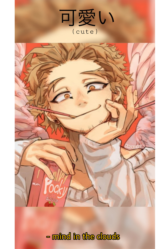 I tried some #asthetic with my fav bird brain 🧡💛 #hawks #keigotakami #myheroacademia #bnhaedit #soft #cute  🌻*Taglist*🌻  {💖}@girlygirl27  {💎}@ninja_shoyo  {💫}@pizzalover5803  {🐾}@_itz_tokyo-chan_  {💚}@-iloveanime  {🌺}@_mery_grey_  {❄}@icyhawt  {🍣}@hai1kyu  {🌊}@official_bakuhoe  {🍙}@a_fellow-anime_lover  {⚡}@marlin1305  {🎵}@xvictory08x  {🌼}@lovelyshumai  {✨}@animeweeb191  {⚓}@chatbugvs1  {🌕}@-_dxmxnslxyer_-  {🍃}@karisnakasone127  {🌟}@_beautyqueenfrommars  {☁️}@lele312301  {💗}@ivettgyerek  Comment if you want to be on my taglist, changed your name or want to be removed