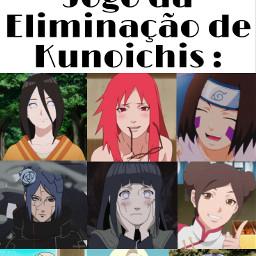 interesting kunoichis narutogirls