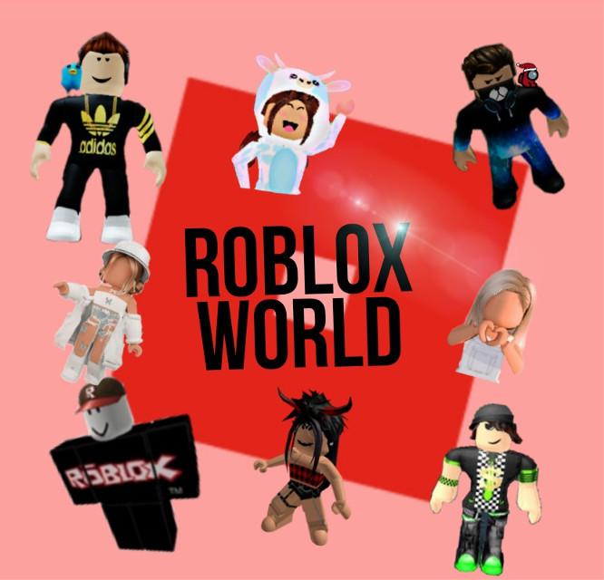 #ROBLOX WORLD