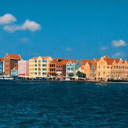 curaçao sun challange vote houses sky pcdreamdestination dreamdestination