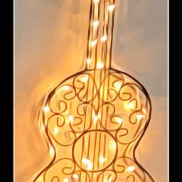 guitar music guitarlights acousticguitar