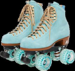 rollerskate rollerskates skates rollerblades shoes boots blue babyblue pastel pastelblue blueaesthetic aesthetic pastelblueaesthetic babyblueaesthetic clothes fashion shoes4fashion freetoedit