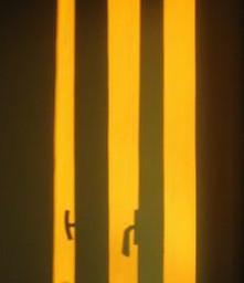 blind blinds window windows yellow wall tumblr shadow freetoedit