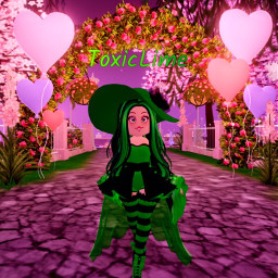 toxiclime royalehigh roblox gaming valentinesupdate