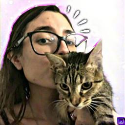lyna lynitaa lynavallejos lynaticaforever evelyn evelyna eve morado violeta milanesa gato gatooo freetoedit