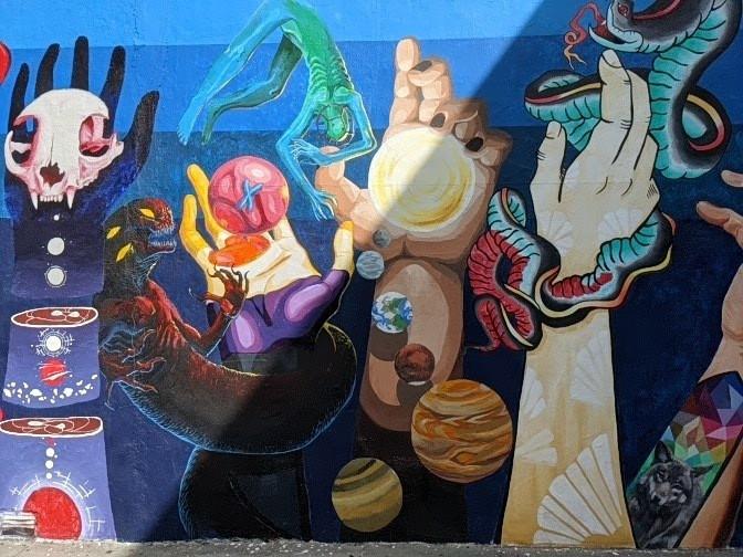 #oakland #graffiti 🤘⚡