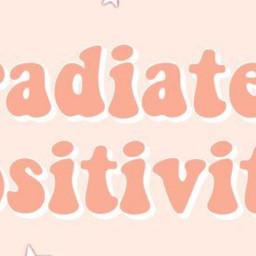 positive happy radiateposotivity