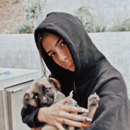 tysm 600followers charli puppy aesthtic stay
