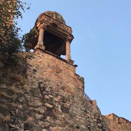 ruins travel photography history