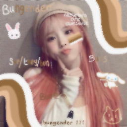 hayoung fromis_9 fromis_9hayoung songhayoung bungender bunbunspronouns shetheybun shethey shetheylesbisn shebun shebunlesbian theybun theybunlesbian bungenderlesbian bunbunslesbian freetoedit