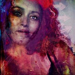 interesting art artisticselfie portrait freetoedit