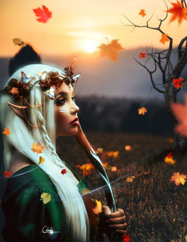 #freetoedit #manipulation #manipulationedit #fantasy #fantasyworld #sunset #dreamworks #elfgirl #Butterflies #naturelover #madewithpicsart #colochis89 I hope you like it 🧚🏻♀️🦋🌷🍃❤️💫