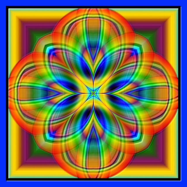 #digitalart #modernart #popart #artisticexpression #colorful #embossed #kaleidoscope #design #mydesign #myedit