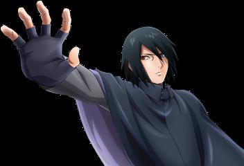sasuke uchiha sharingan rinnegan so6p naruto narutoshippuden boruto freetoedit