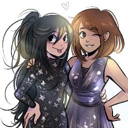 tsuchako ochackoxasui bnha mha gay
