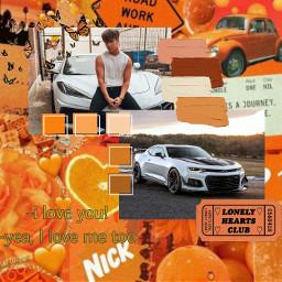 orangeaesthetic