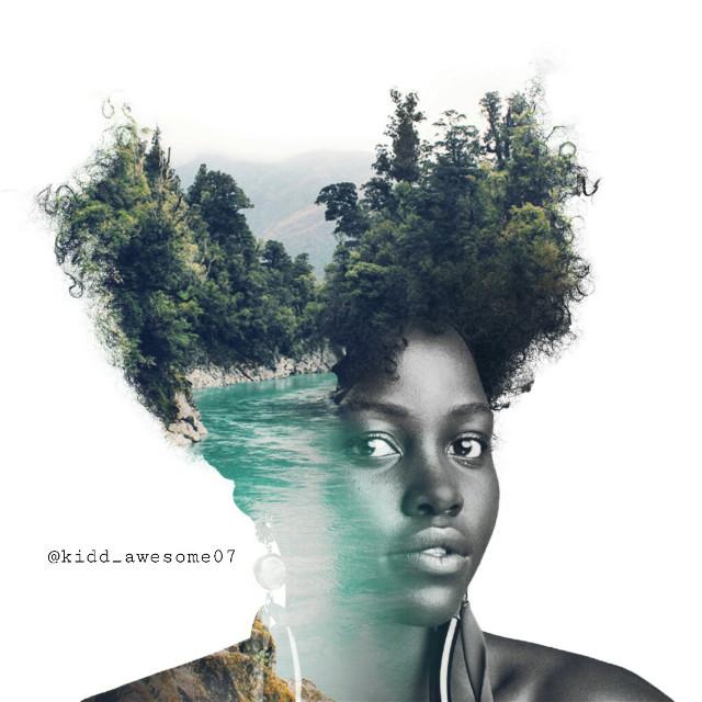Luita Nyongo #artotheday #african #beautiful