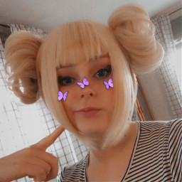 mha bnha himikotoga cosplay togacosplsy mhacosplay anime animecosplay