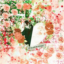 ashiyadouman ritsukafujimaru gudako anime animecouple wedding