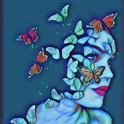 freetoedit butterfly butterflies love butterflyaesthetic