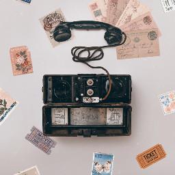 retro vintage retrovibes retrophone challengewinner freetoedit