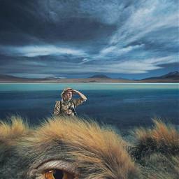 freetoedit wild eye traveler beast