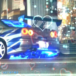 car fastandfurious edit webcore dreamcore