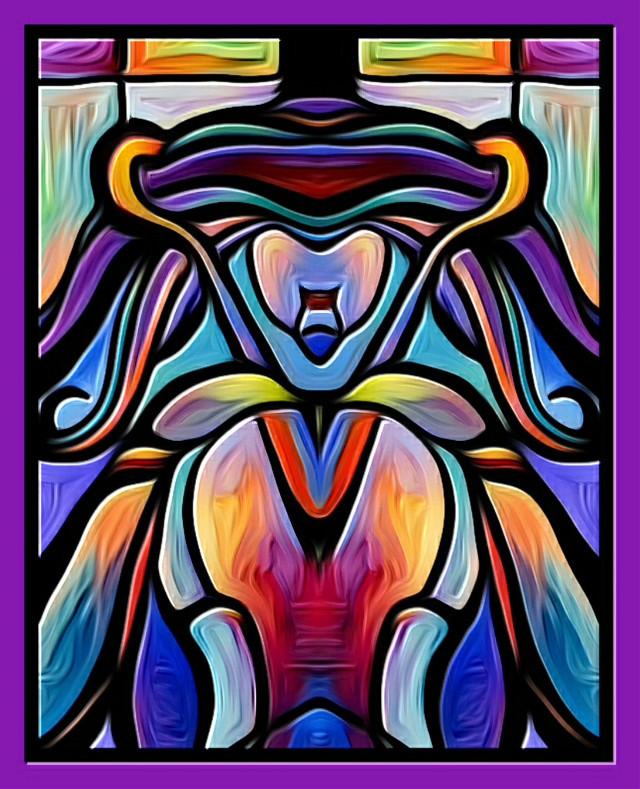 #digitalart #modernart #popart #artisticexpression #colorful #design #myedit