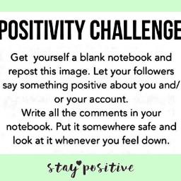 positivitychallange