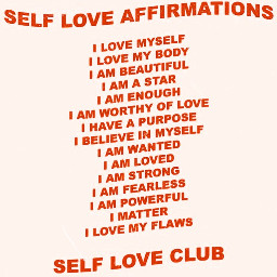 ily selflove selfcare affirmations selfloveaffirmations