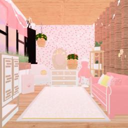 aestheticpinkbedroom pink assthetic bedroom roblox
