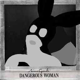 arianagrande ariana grande butera arianagrandebutera dangerouswomanalbum dangerouswoman ag3 new interesting fyp foryoupage fup forupage queen arianator arianatoredit dangerouswomanedit albumcover arianagrandeedit photoshoot arianagrandephotoshoot bunny blackandwhite drawing