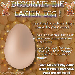 freetoedit remixit new game blossomgames template bored blossom aboutme quiz meetme egg spring happyeaster easteregg easter easter2021 bunny decorate