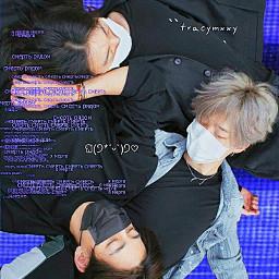 maknae bts cybercore magazine aesthetic jungkook jimin taehyung freetoedit