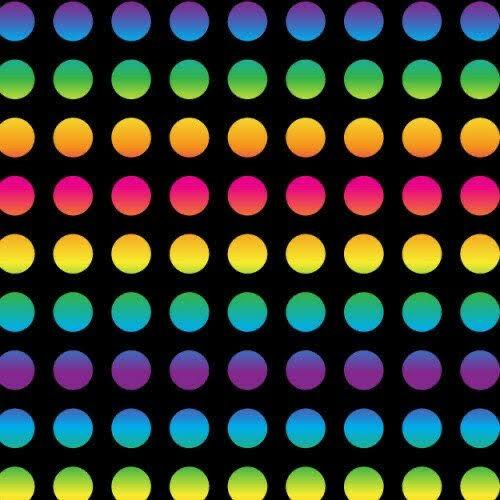 @aliciacoleman9  #rainbowcolors #dots #circles #round #polkadots #pattern #wallpaper #background
