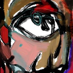 art artist abstract sonnythesaint sonnyleel neoexpressionism digitalpainting painting