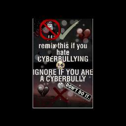 freetoedit nocyberbullying